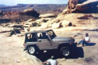 Moab Rover Expedition 2000